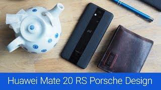 Huawei Mate 20 RS Porsche Design (recenze)