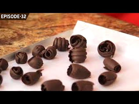 how to make chocolate roses video