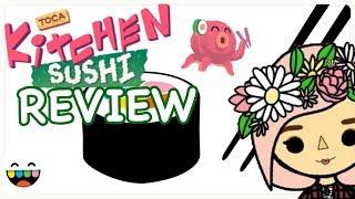 TOCA KITCHEN SUSHI - REVIEW - FIRST IMPRESSION - TOCA BOCA