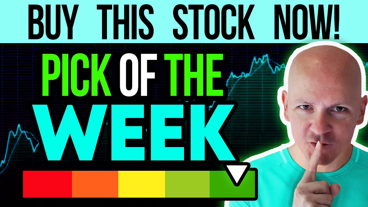 Download Why I Picked THIS STOCK as My Undervalued Dividend Growth Stock of the Week