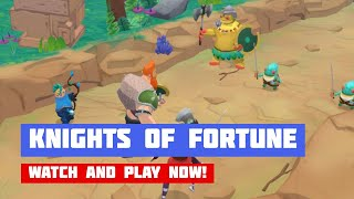 Knights of Fortune · Game · Gameplay