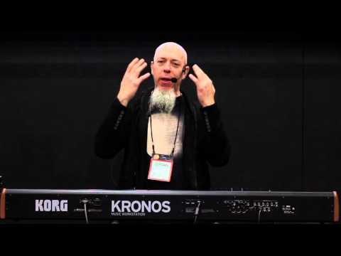 NAMM 2016: Jordan Rudess Demonstrates Miroslav Philharmonik 2 And SampleTank 3
