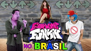 FRIDAY NIGHT FUNKIN NO BRASIL