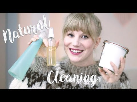 Simple & Green Cleaning | DIY, non-toxic & eco-friendly products