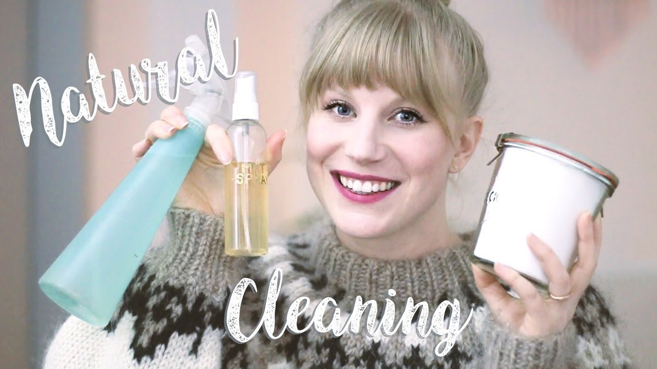Simple & Natural Cleaning   DIY, non-toxic & eco-friendly products