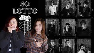Реакция на клип EXO - Lotto | Kpop MV Reaction