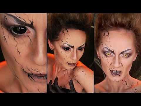 Maquillage Halloween / La Possédée / Démon streaming vf