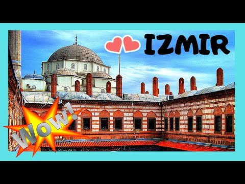 IZMIR (TURKEY), TOP ATTRACTIONS, what to see (& HOW I FOUND OUT I AM AN AMAZON)