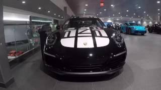 2017 black porsche 911 carrera s endurance racing edition 420 hp porsche west broward
