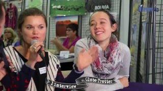 Anne-Maryse Van Der Slikke & Enora Guérinel, Autrement l'Asie, par ABM-TV