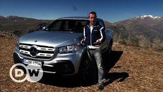 Pick-up mit Stern: Mercedes X-Klasse | DW Deutsch