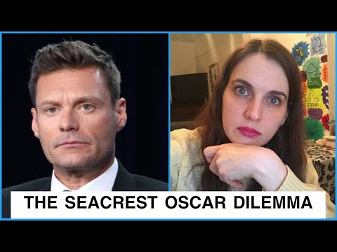 Ryan Seacrest Hosts Oscars And It's Complicated