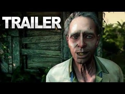 Far Cry 3 - Dr Earnhardt Trailer