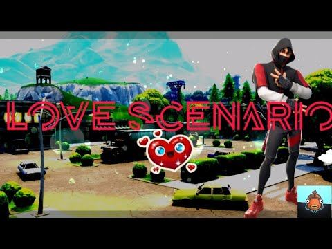 IKON- Love Scenario A Fortnite