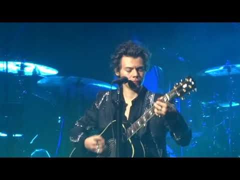 Harry Styles - Just a Little Bit of Your Heart - Perth 21 April 18
