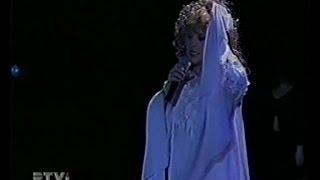 Алла Пугачева на фестивале Песня года 2002 в Израиле (1-3.11.2002 г.)