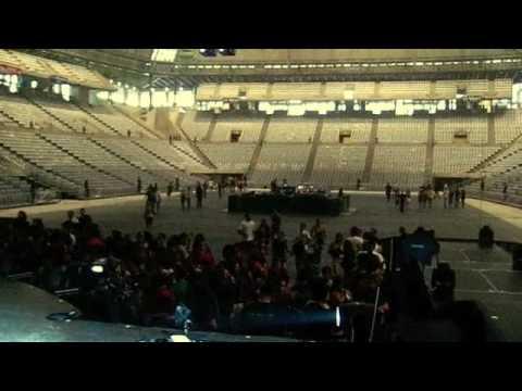 Albert Hammond, Jr. / Coldplay European Tour