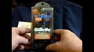 Gillette Fusion ProGlide Styler Review
