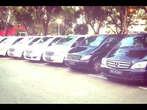 Best Maxi Cab Singapore 7 Seater Taxi