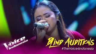 Agis - Apalah (Arti Menunggu) | Blind Auditions | The Voice Indonesia GTV 2019