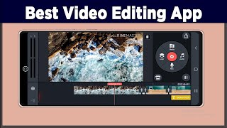 Top 5 Professional | Best Video Editing Apps For Android ⚡⚡⚡.