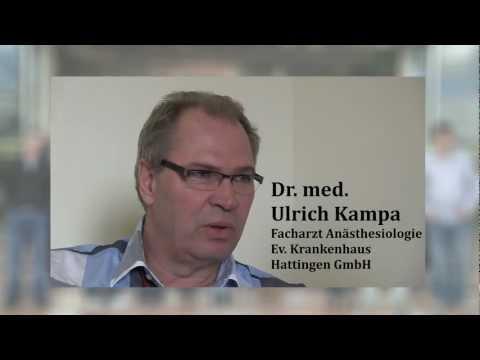 Ulrich Kampa zur Winterakademie