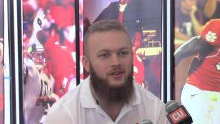 TigerNet.com - Ben Boulware says he almost crapped his pants