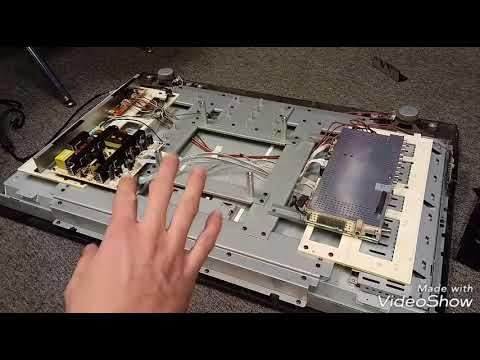 LCD TV Repair (cap kit) Insignia NS-LCD37
