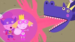 Ben and Holly's Little Kingdom Full Episodes   Here be Dragons   Kids Videos
