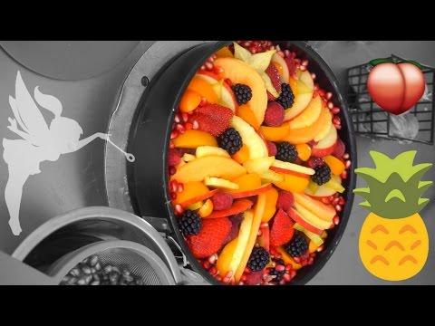 Klassische Obsttorte mit Mürbeteig, Creme & Früchten - Obsttorte wie aus der Konditorei - Kuchenfee