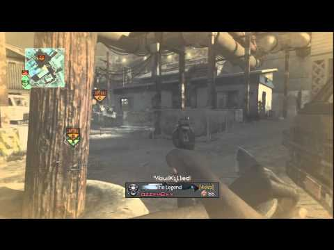 MW3 | Pistol/Handgun Only MOAB - MP412 MOAB