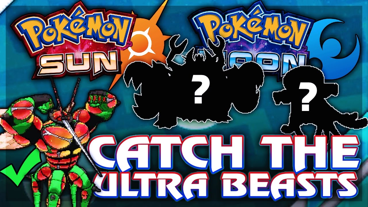 Download MORE NEWS! CATCH ULTRA BEASTS IN POKEMON SUN & MOON + SHINY ULTRA BEASTS IN POKEMON SUN AND MOON!