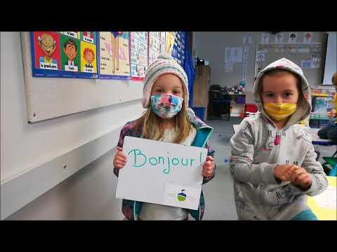 We speak French - North Seattle French School 2021