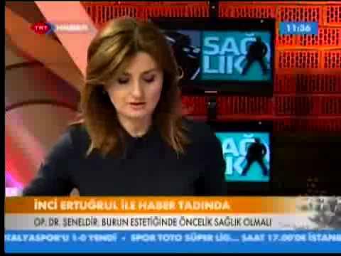 Op.Dr.Süreyya Şeneldir - Burun Estetiği ve Tıkanıklığı Hakkında Merak Edilenler