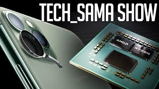 Tech_Sama Show #116 : Iphone 11, Apple Arcade, Ryzen 3 Boost mal?