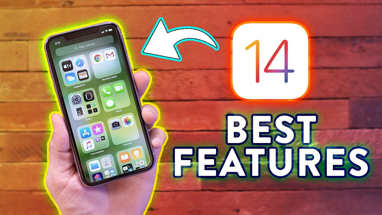 iOS 14 Beta: Best & New Features! -