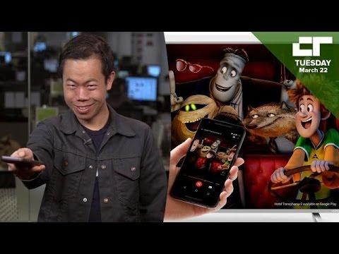 Chromecast Gets A New Name | Crunch Report