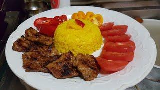 Cách ướp thịt nướng hoặc chiên ngon như ngoài hàng//Steak marinade//NGHI NGUYEN CHANNEL