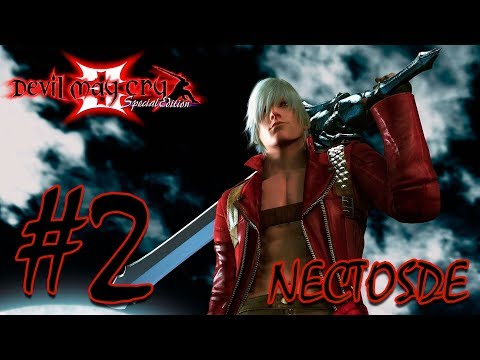 DEVIL MAY CRY 3 | GAMEPLAY PARTE 2 | NECTOSDE thumbnail