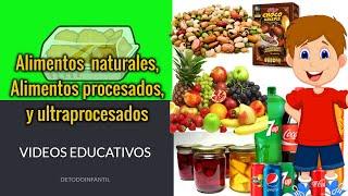 10 Ejemplos De Alimentos Procesados Y No Procesados Un1ón Jalisco