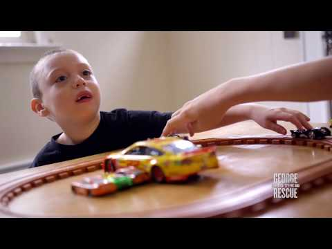 George to the Rescue - Stratton Family Rescue ft. the Joey Logano Foundation