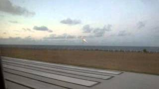Landing at Nauru Travel Video