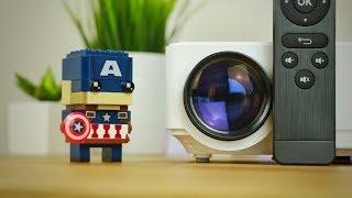 Video The Best Budget Projector Under £100 download MP3, 3GP, MP4, WEBM, AVI, FLV Agustus 2018