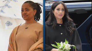 Meghan Markle Noticeably Absent from Queen Elizabeth's Birthday Celebration with the Royal Family