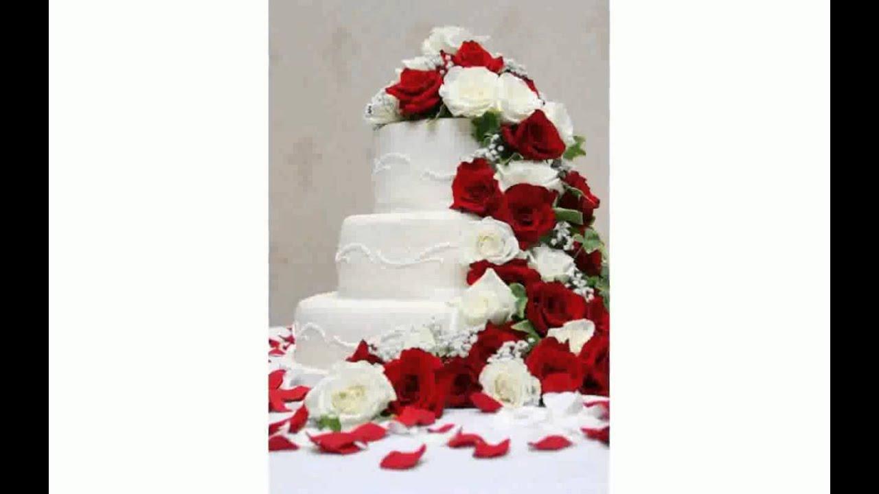 Свадебные Торты Фотографии - YouTube