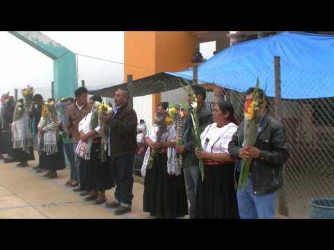 Tamazulapam mixes   Autoridades de Maguey 2016