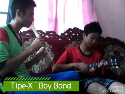 Ukulele Dan Suling - Tipe-X, Boy Band - DK Talent
