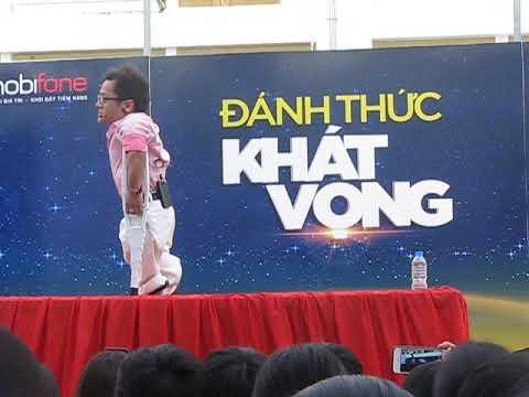 Đánh Thức Khát Vọng Nguyễn Sơn Lâm Hà Chương Tại Trường THPT Nho Quan A Phần 1