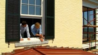 The Benefits Of Shutters | P. Allen Smith Classics
