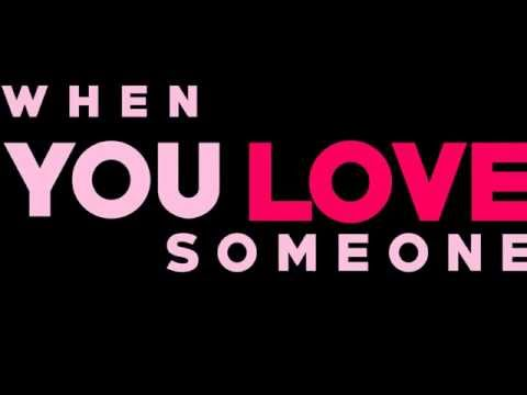 Endah n Rhesa - When You Love Someone (Unofficial Video Lyric)